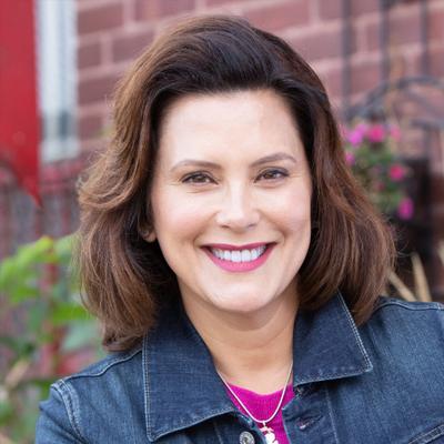Michigan Governor Gretchen Whitmer. (Twitter)