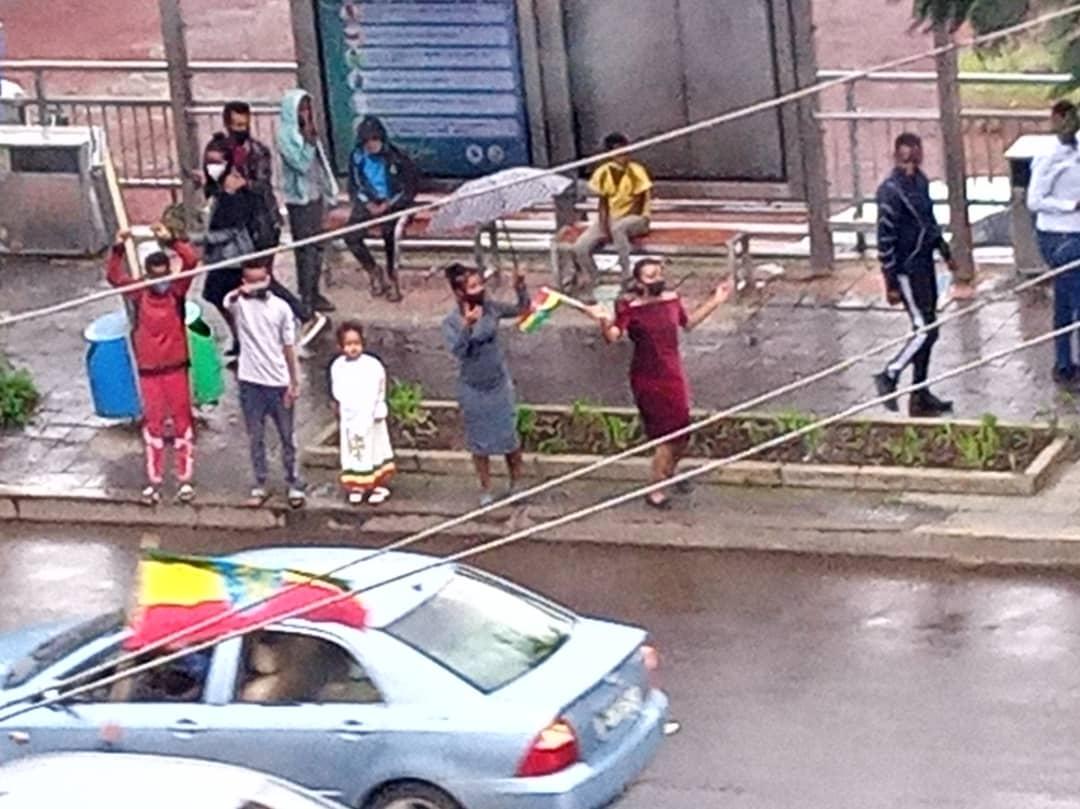 احتفالات في إثيوبيا