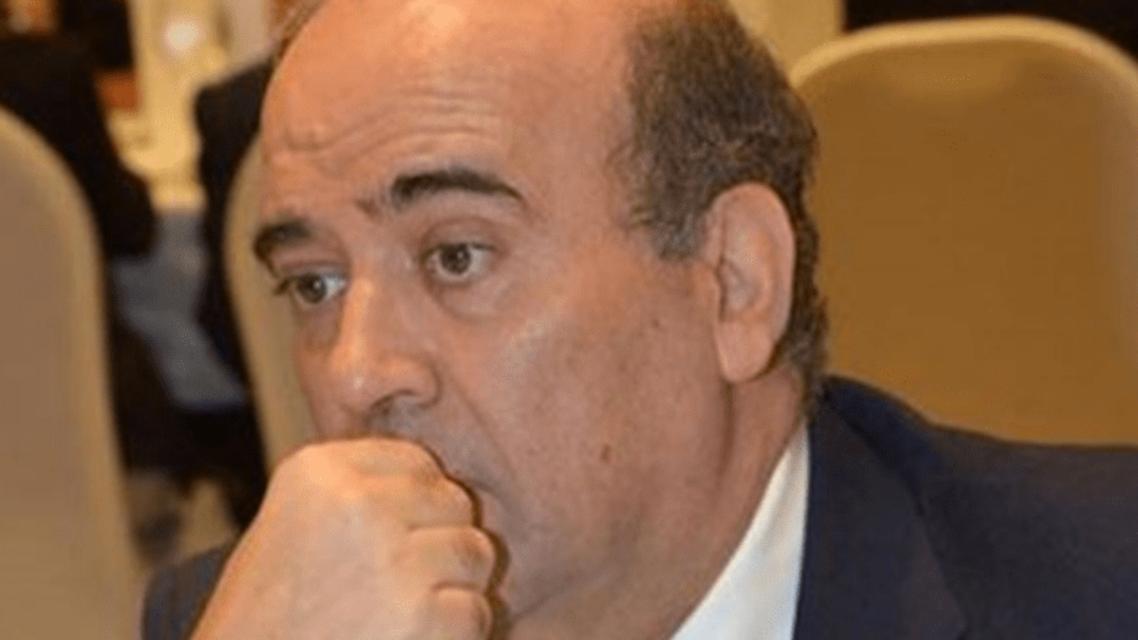 وزير خارجية لبنان شربل وهية