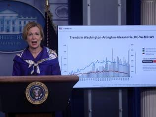 صرخة إنذار من خبيرة البيت الأبيض: مرحلة جديدة من الوباء