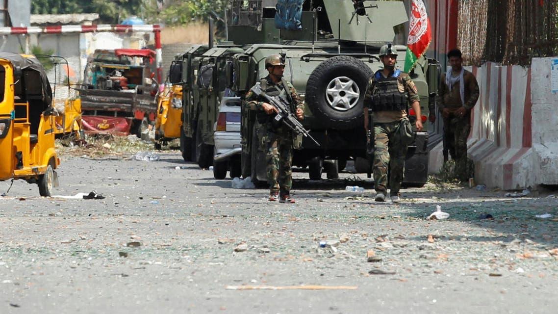 حمله مهاجمان به زندانجلالآباد افغانستان پایان یافت؛ 29 کشته و نزدیک به 50 زخمی