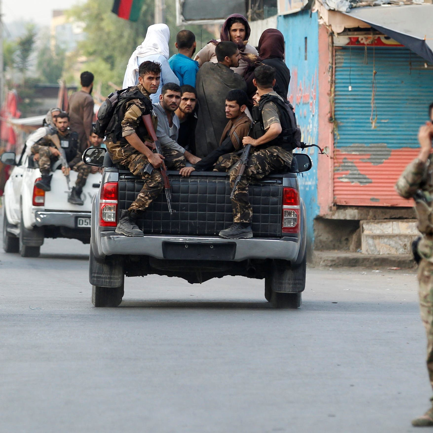 فرار جماعي من سجن أفغاني.. داعش باغت الحراس ومقتل 21
