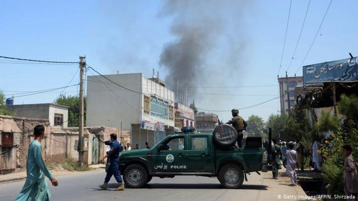 ادامه درگیری در زندان جلالآباد افغانستان؛ تاکنون 13 کشته و بیش از 40 زخمی برجای گذاشت