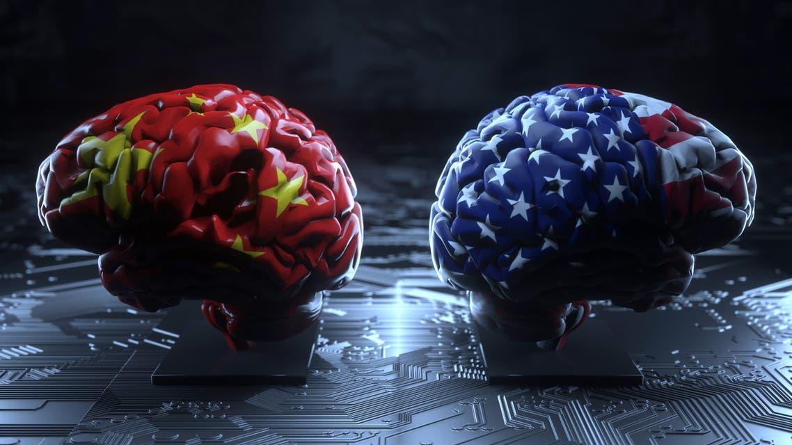 iStock- الصين أميركا n