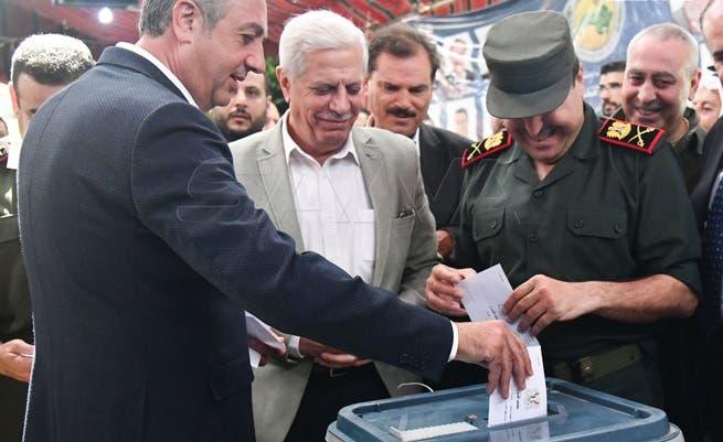 الاقتراع على برلمان النظام ساهم بتفشي كورونا