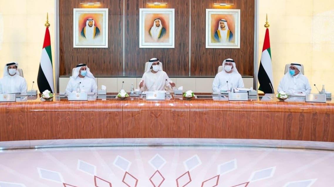 الوزراء الإماراتي