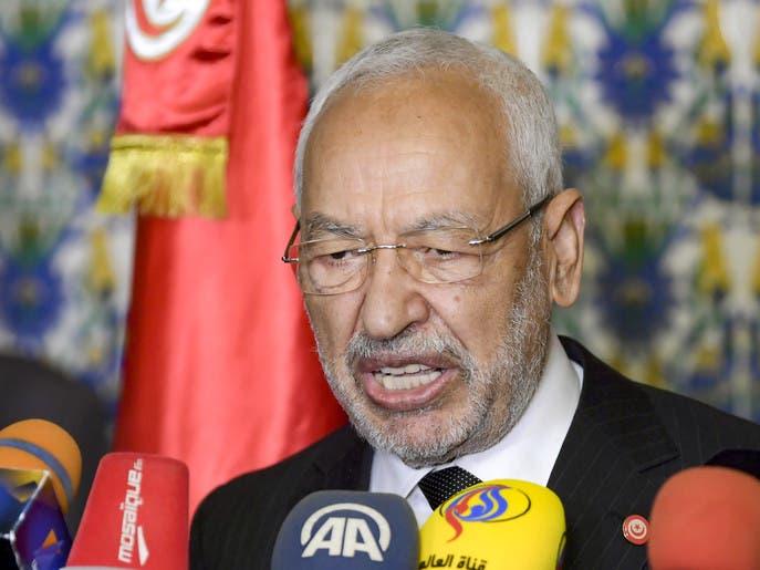 """عين الغنوشي علىقصر قرطاج.. وأزمة حزب """"الإخوان"""" تتفاقم"""