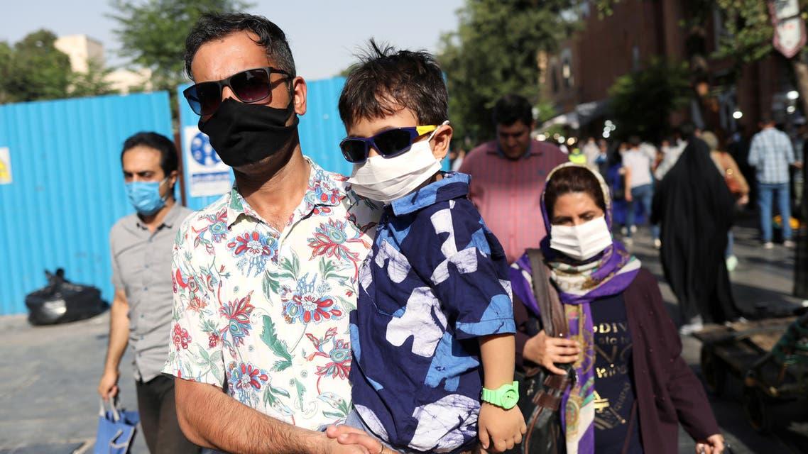 من طهران يوم 28 يونيو