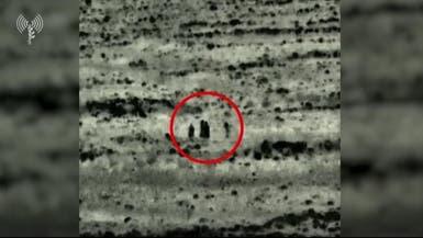 فيديو.. إسرائيل تنشر مشاهد تسلل عناصر في الجولان المحتل