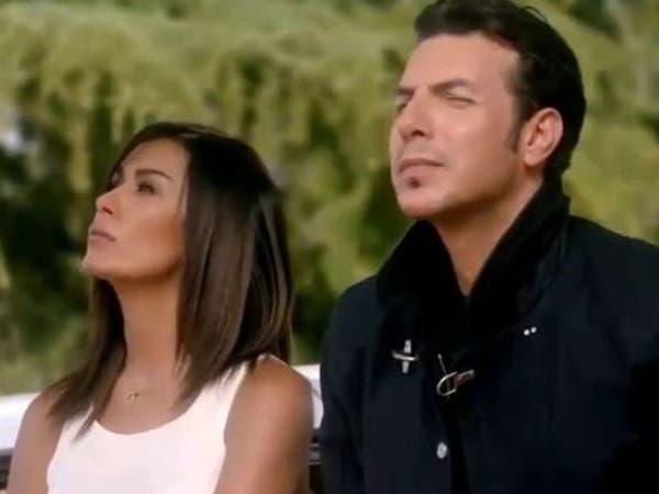 """نادين الراسي لباسل خياط: """"اللي خلّف ما مات"""""""
