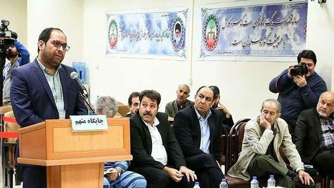 قاضی مسعود مقام: ریاحی با پاسپورتی به نام دیگری از کشور فرار کرده است