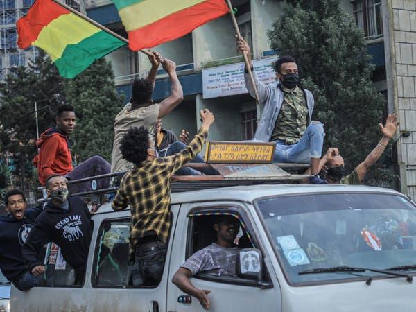 صور احتفالات في شوارع إثيوبيا.. سد النهضة يكتمل!