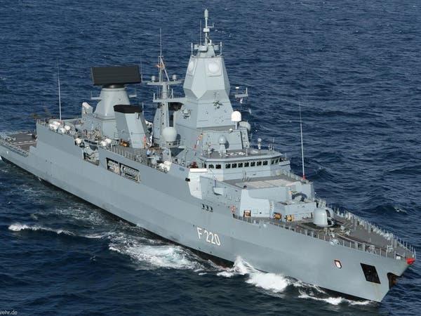 فرقاطة ألمانية تتجه للمتوسط لمراقبة حظر التسليح الأممي بليبيا