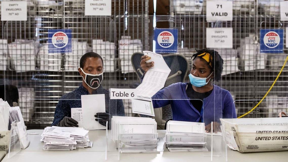 الانتخابات في نيويورك تواجه مشكلات بسبب ل البريد