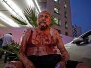مشاهد مروعة من مستشفى لبناني للعشرات من جرحى انفجار بيروت