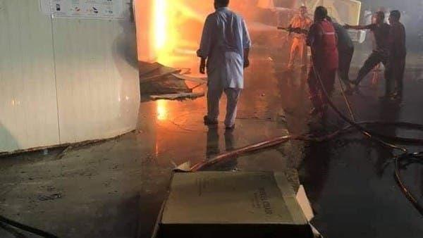 ليبيا.. مستند يفضح حريق مطار مصراتة الغامض