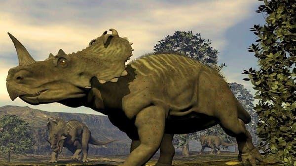 العثور على السرطان في قدم ديناصور عاش قبل 77 مليون عام