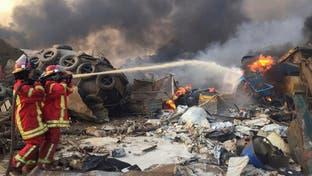 أكثر من 78 قتيلاً وحوالي 4000 جريح في انفجار مرفأ بيروت