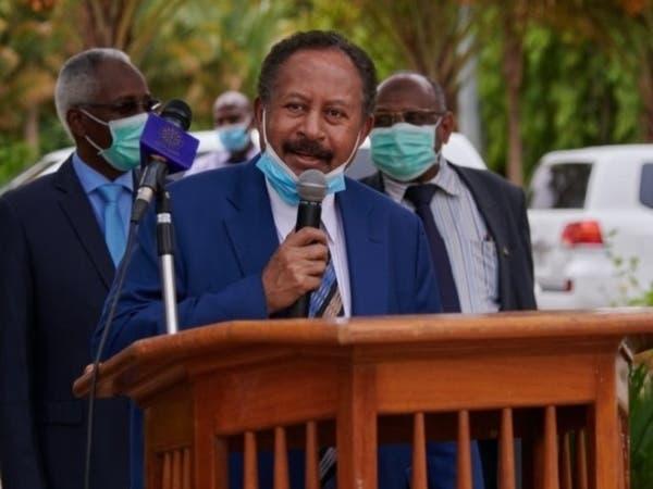 رئيس وزراء السودان: توقيع اتفاق سلام خلال أسابيع