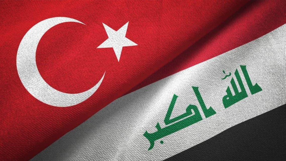 Iraq and Turkey