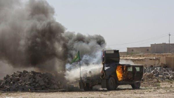 المرصد: دوي انفجار ضخم يهز مناطق وجود مليشيات إيرانية بدير الزور
