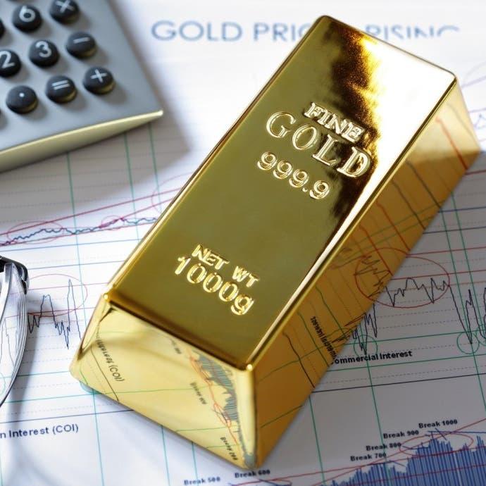الذهب يصعد مع تزايد آمال التحفيز بعد بيانات أميركية