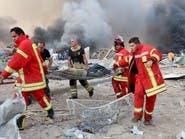 شورای عالی دفاع لبنان بیروت را شهر فاجعهزده اعلام کرد