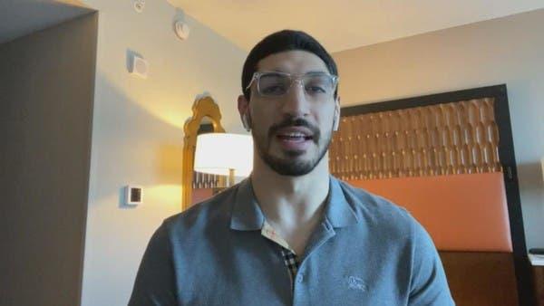 مقابلة خاصة | نجم دوري كرة السلة الأميركي للمحترفين أنيس كانتر