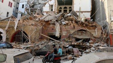 حصيلة غير نهائية.. 43 سورياً قضوا بانفجار بيروت