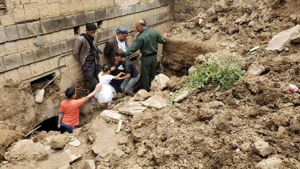 اليمن يستنجد باليونسكو لحماية مواقع التراث العالمي من الأمطار