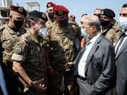 رئیسجمهوری لبنان از محل انفجار در بندر بیروت بازدید کرد