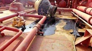 صافر: خزان النفط العائم بالحديدة بوضع خطير