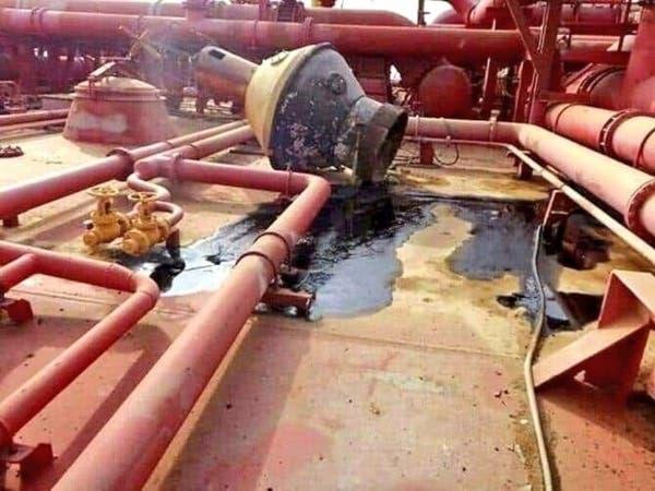 تحذير من حكومة اليمن.. ناقلة صفر النفطية في وضع خطير
