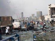 شمار جانباختگان انفجار بزرگ بندر بیروت به 100 نفر رسید