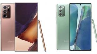 سامسونغ تعلن عن Galaxy Note 20 وGalaxy Note 20 Ultra