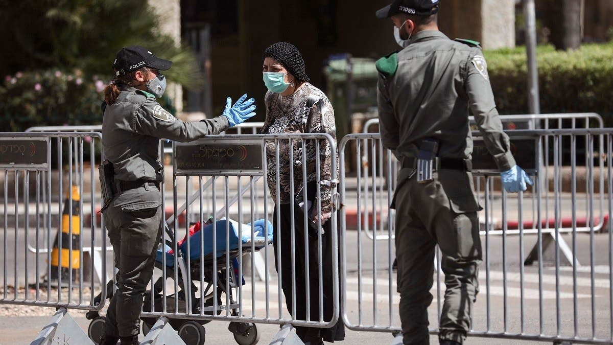 Coronavirus: Israeli military sets up COVID-19 task force thumbnail