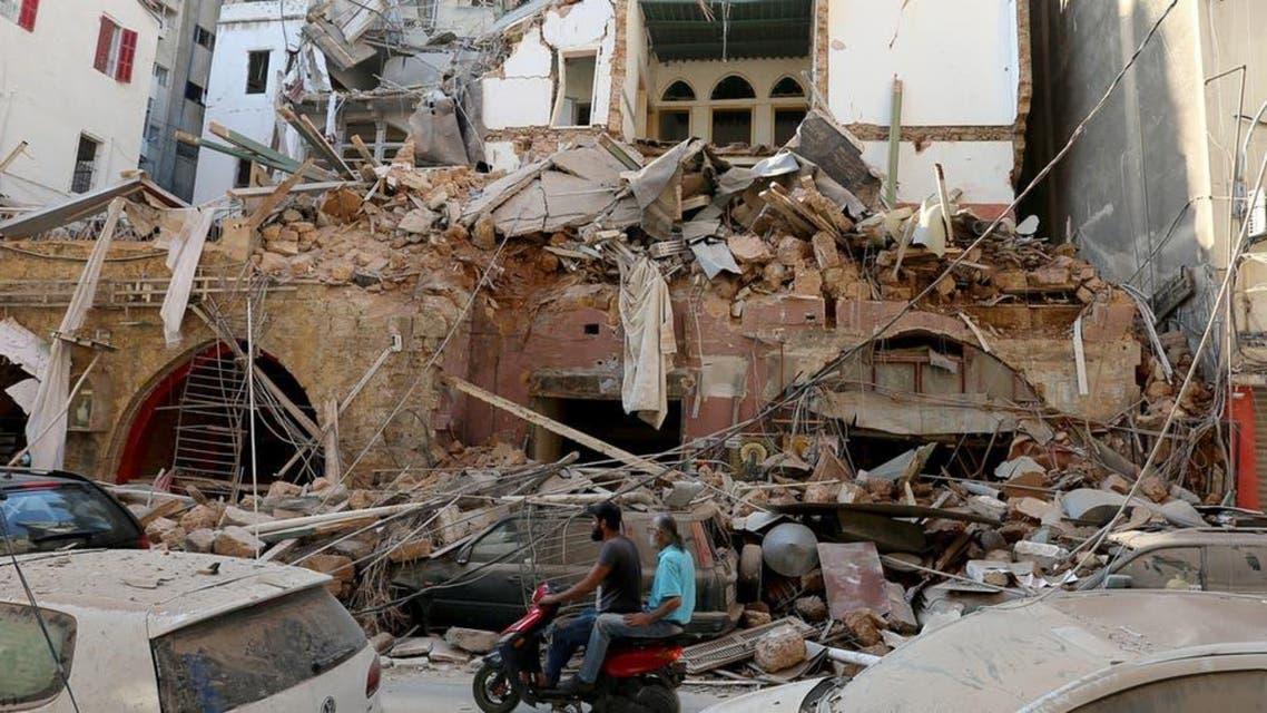 Beirut Damages
