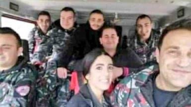 انفجار بيروت.. الصورة الأخيرة لفريق الإطفاء اللبناني المفقود