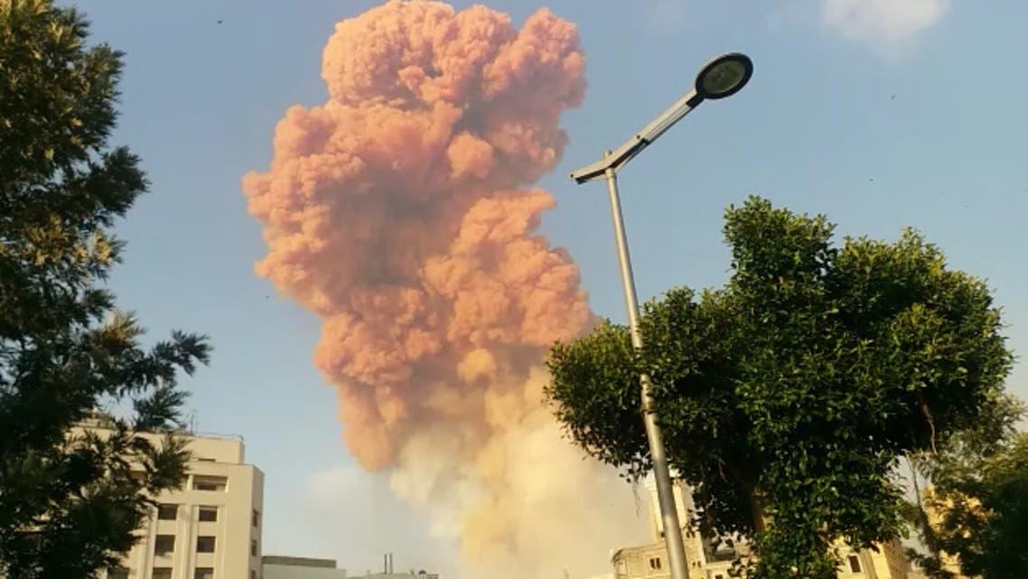 'We lost four nurses' - Beirut hospital damaged in blast