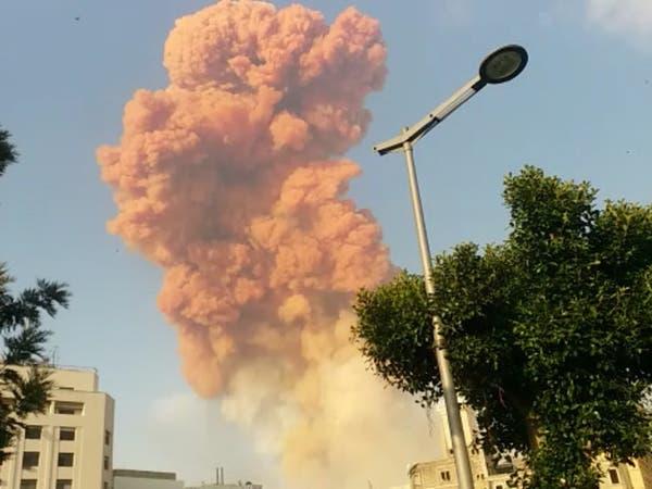 دخان وشوائب..هل تؤثر انبعاثات الانفجار على أهالي بيروت؟