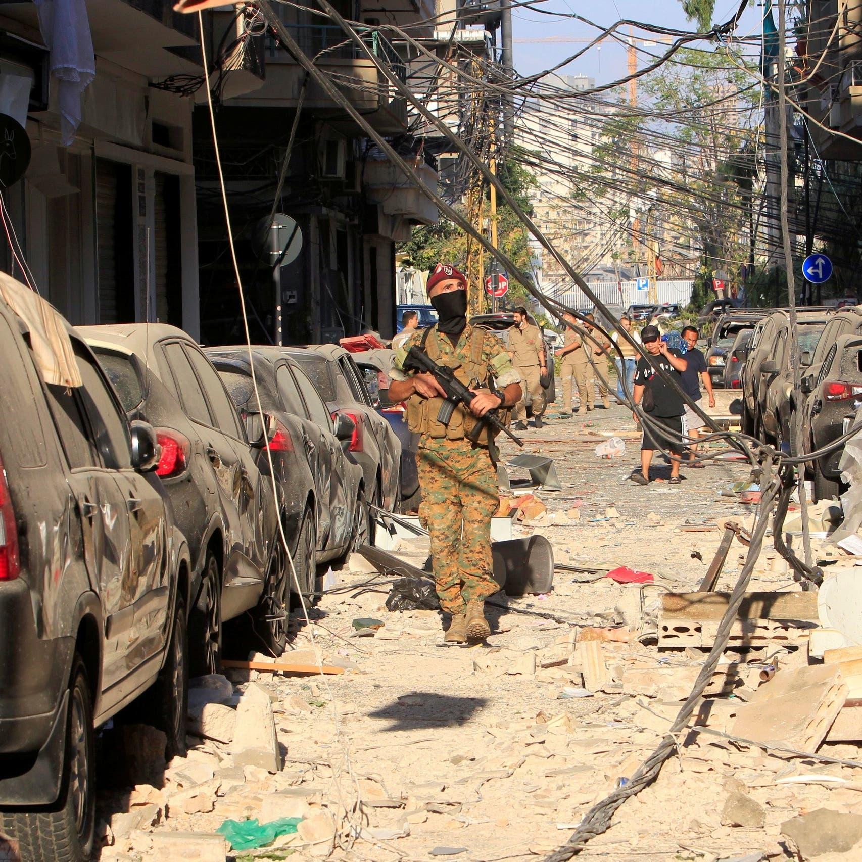 مساعدات دولية تنهال على لبنان عقب انفجار مرفأ بيروت