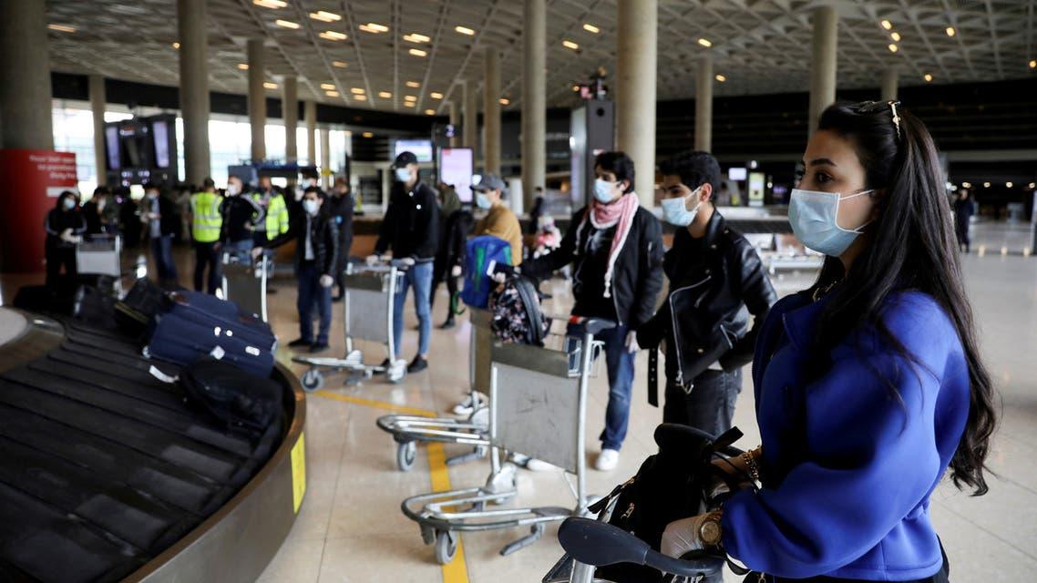 مطار عمان مطار الملكة علياء الأردن