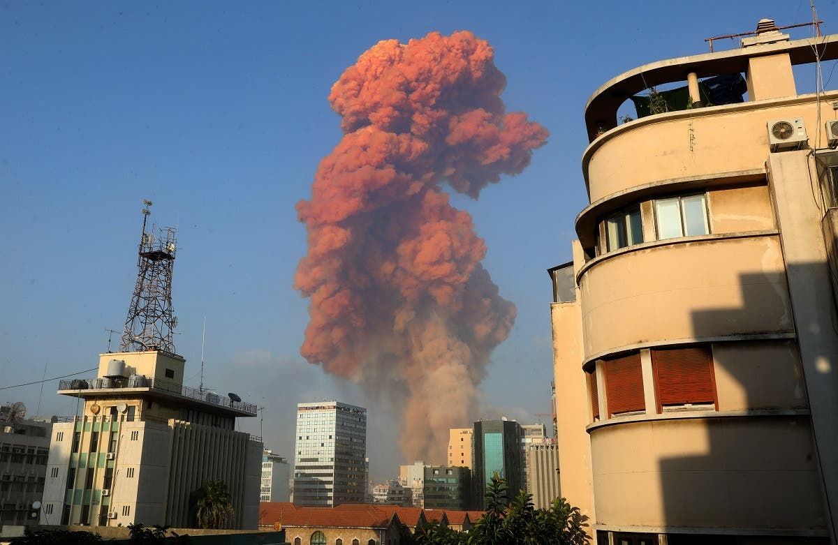 من التفجير