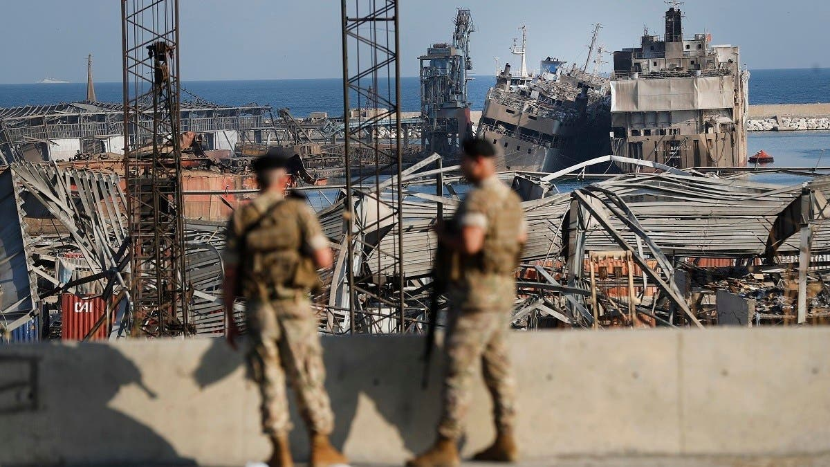 Beirut explosion: Seven still missing after port blast, says Lebanese army thumbnail