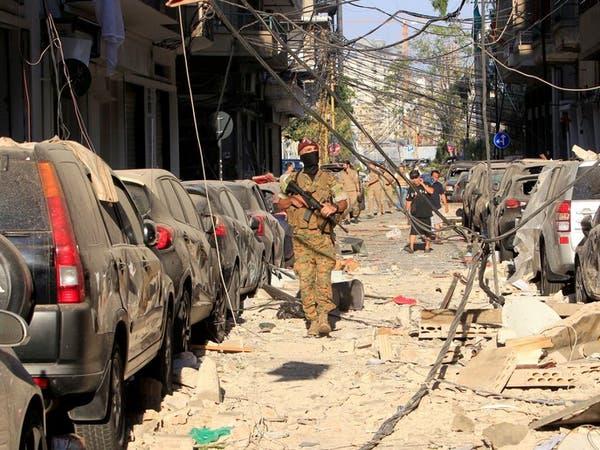 النظام: 43 سورياً قضوا بانفجار مرفأ بيروت