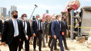 """""""العربية.نت"""" تكشف الآليات الجديدة لدعم الشعب اللبناني بمؤتمر باريس"""