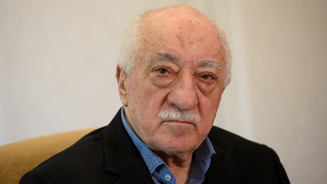 FILE PHOTO: U.S.-based Turkish cleric Fethullah Gulen at his home in Saylorsburg, Pennsylvania, U.S. July 10, 2017. REUTERS/Charles Mostoller/File Photo