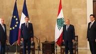 مکرون در پایان سفرش به بیروت: لبنان پس از انفجار لبنانی جدید خواهد بود