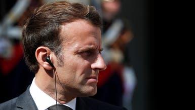 ماكرون يهدد بفرض عقوبات على شخصيات سياسية لبنانية