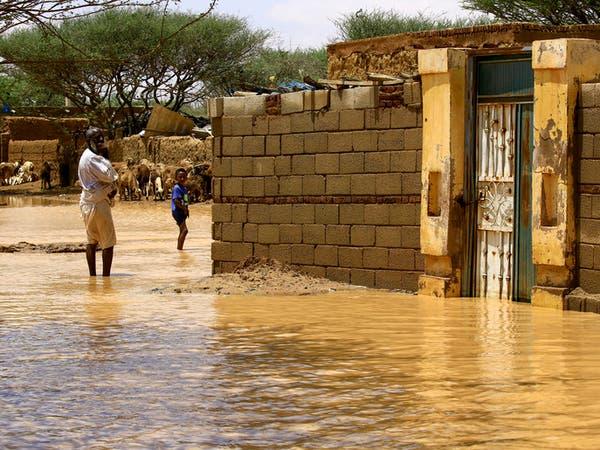 فيضانات السودان.. تضرر أكثر من 50 ألف شخص